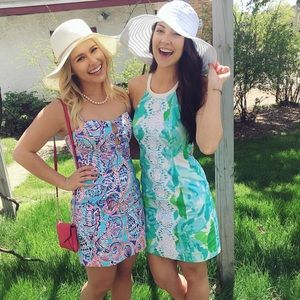 Size 2 Lilly Pulitzer first impressions dress